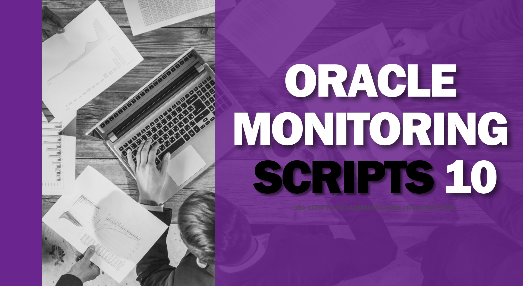 Oracle Monitoring Scripts 10