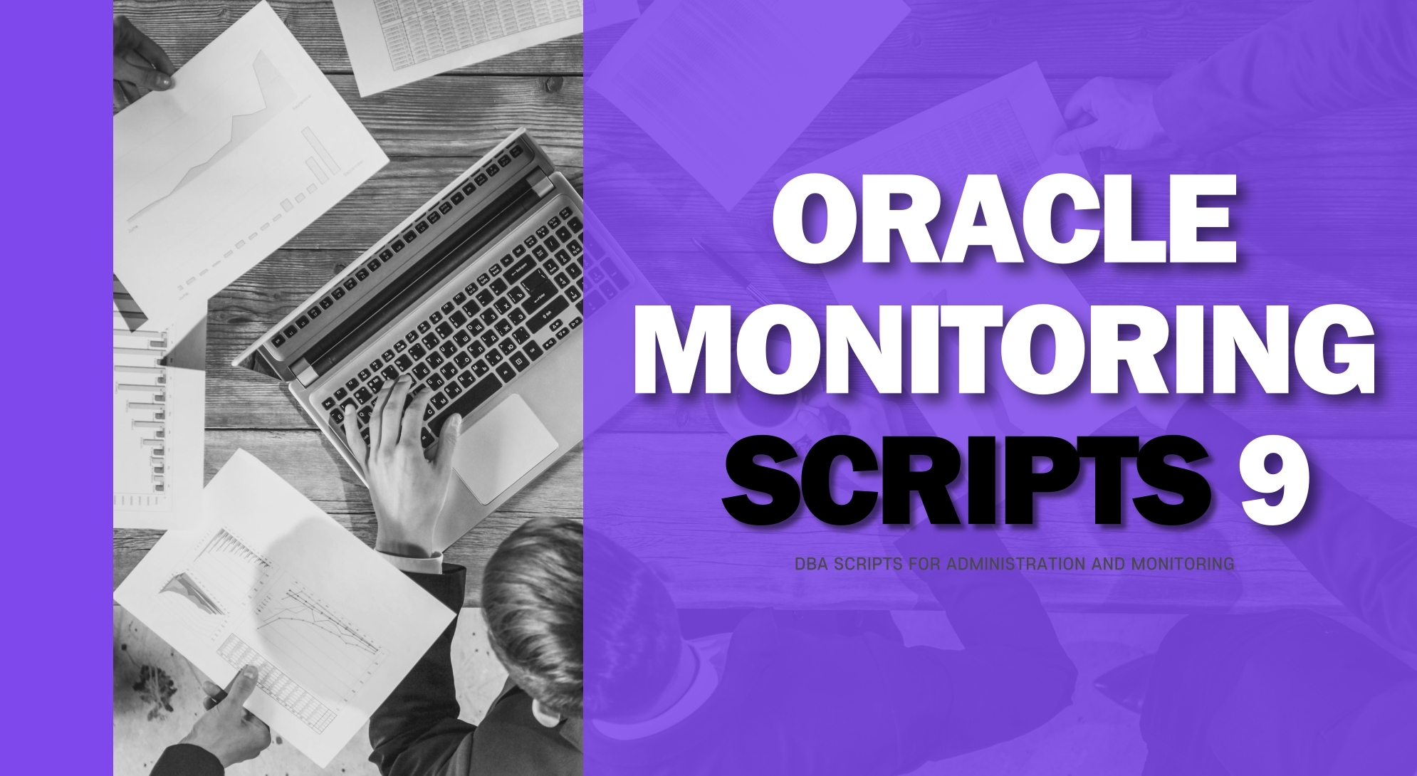 Oracle Monitoring Scripts 9